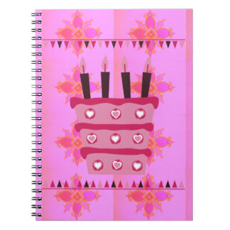 Have a Lovely Happy Birthday Notebook