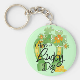 Have a Lucky Day Key chain