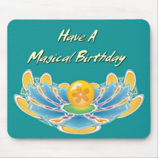 Have A Magical Birthday Mouse Pad