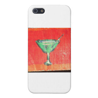 Have a Martini A Hole iPhone 5 Case