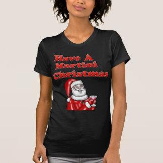 Have A Martini Christmas Woman's Shirt