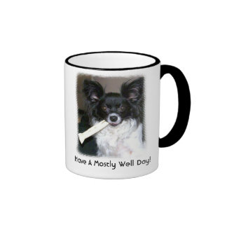 Have A Mostly Well Day! Mugs