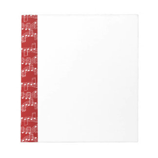 Have A Musical Christmas Notepad