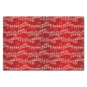 Christmas Themed Have A Musical Christmas Tissue Paper
