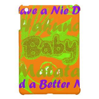 Have a Nicce Day & a Better Night.png iPad Mini Cover