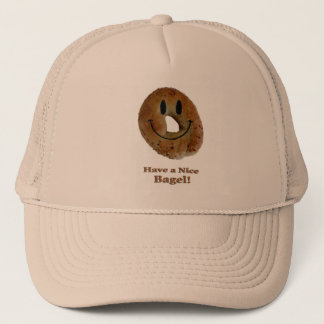 Have a Nice Bagel! Trucker Hat