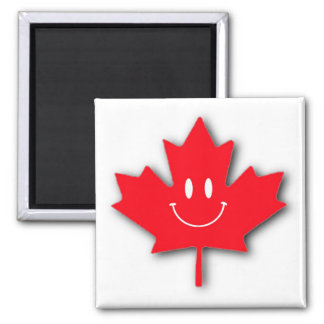 HAVE A NICE CANADIAN DAY 2 INCH SQUARE MAGNET