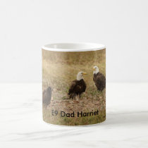 Have a nice cup of coffee with E9, Dad and Harriet