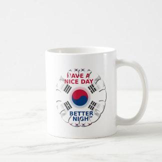 Have a Nice Day & a Better Night Coffee Mug