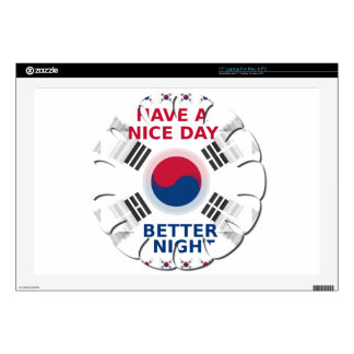 Have a Nice Day & a Better Night Skin For Laptop