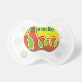 Have a Nice Day & a Better Night with gratitude Pacifier