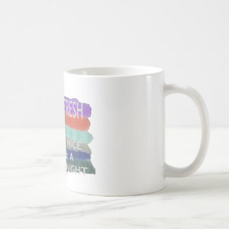 Have  A Nice Day and a Better Night Keep It Fresh. Coffee Mug
