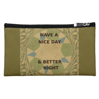 Have a Nice Day and a Better Night Wristlets