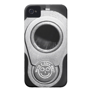 Have A Nice Day iPhone 4 Case-Mate Cases