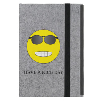 Have A nice day iPad Mini Cover