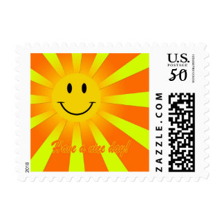 Have a nice day! postage