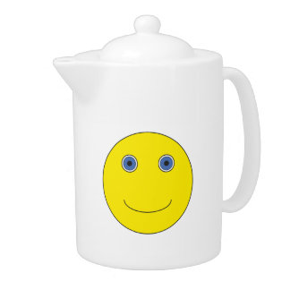Have A nice day Teapot