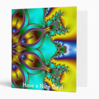 Have a Nice Day! Vinyl Binder