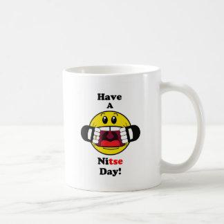 Have A Nitse Day! Mug