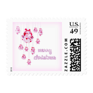 Have a Pink Christmas, $0.47 (1st Class 1oz) Postage