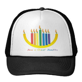 Have a Queer Chanukah Hat
