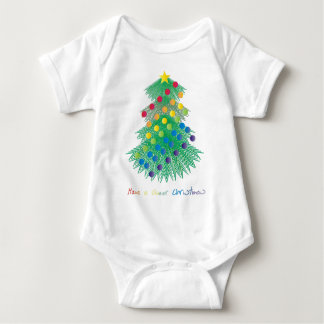 Have a Queer Christmas Baby Bodysuit