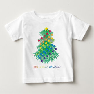 Have a Queer Christmas Baby T-Shirt