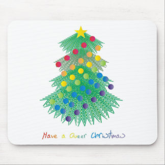 Have a Queer Christmas Mouse Pad