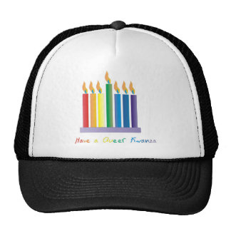 Have a Queer Kwanza Trucker Hat