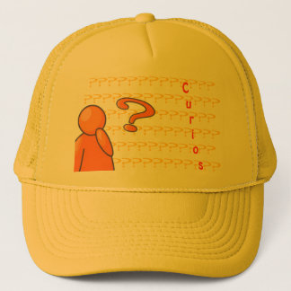 Have A Question? Trucker Hat