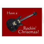Have a Rockin' Christmas! Greeting Cards