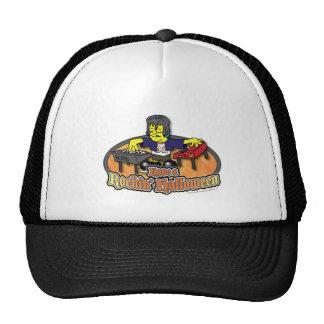 Have a Rockin' Halloween Trucker Hat