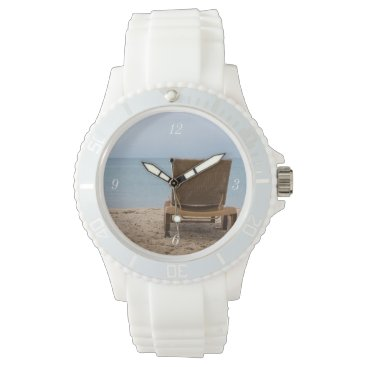 Beach Themed Have A Seat Watch