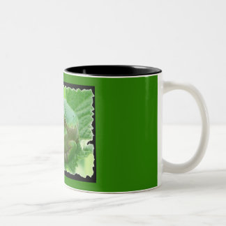 Have a smile every day Two-Tone coffee mug
