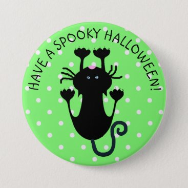 Halloween Themed Have a Spooky Halloween Button