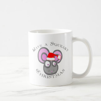 Have a Squeaky Christmas Coffee Mugs