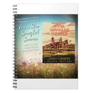 Have a Star Spangled Summer! Notebook