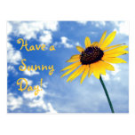 Have a Sunny Day! Post Cards