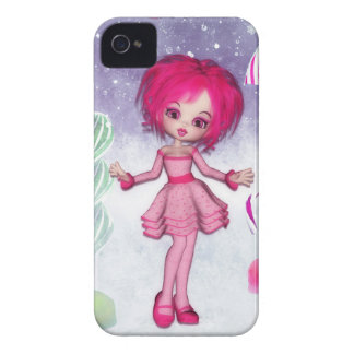 Have a Sweet Christmas Fantasy iPhone 4/4s ID Case