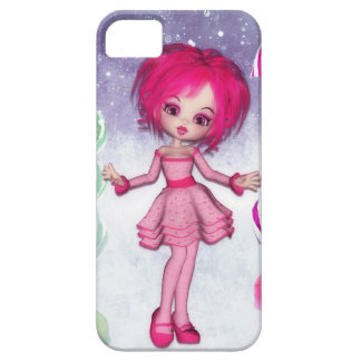 Have a Sweet Christmas Fantasy iPhone 5 ID Case
