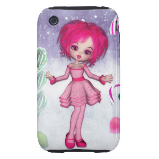 Have a Sweet Christmas iPhone 3G/3GS Tough Case