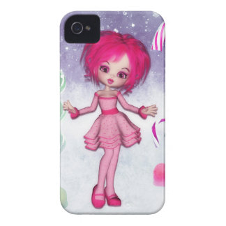Have a Sweet Christmas iPhone 4/4s Barely There iPhone 4 Cover