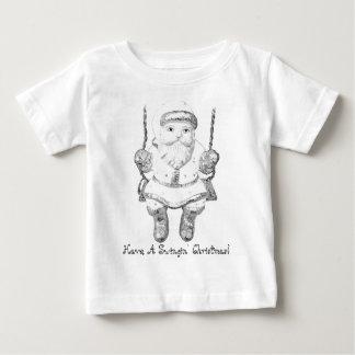 Have A Swinging Christmas Santa Claus! Infant T-shirt