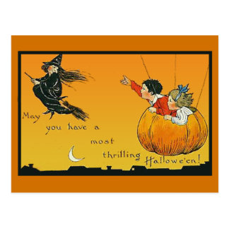 Have a Thrilling Halloween! Greeting Cards