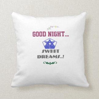 Have a Tight Sleep.. Throw Pillow