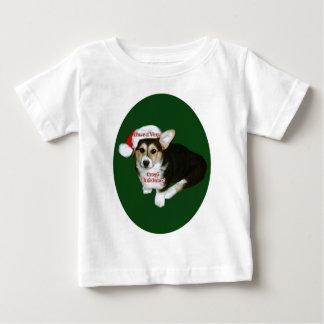 Have a Very Corgi Christmas- Gimli Baby T-Shirt