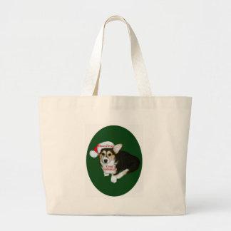 Have a Very Corgi Christmas- Gimli Tote Bag