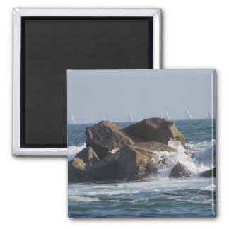 Have a vision_ Magnet_by Elenne Boothe 2 Inch Square Magnet