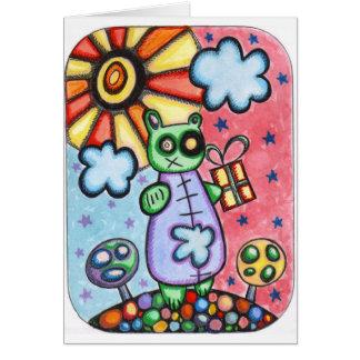 weird birthday cards  zazzle, Birthday card