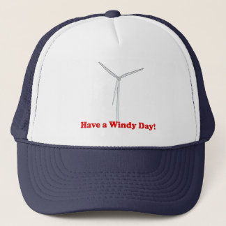 Have a Windy Day! Hat